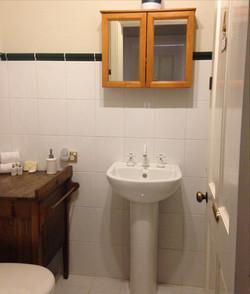 Private bathroom Room 3 - down hall