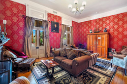 Guests lounge - Abbey of the Roses accom