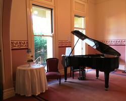 Grand Piano in Chapel