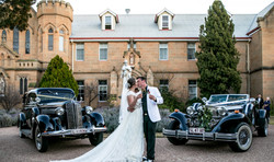 Gatsby Style Wedding Abbey of the Ro