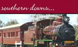 Steam Train Southern Downs.