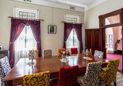 Board room for meetings