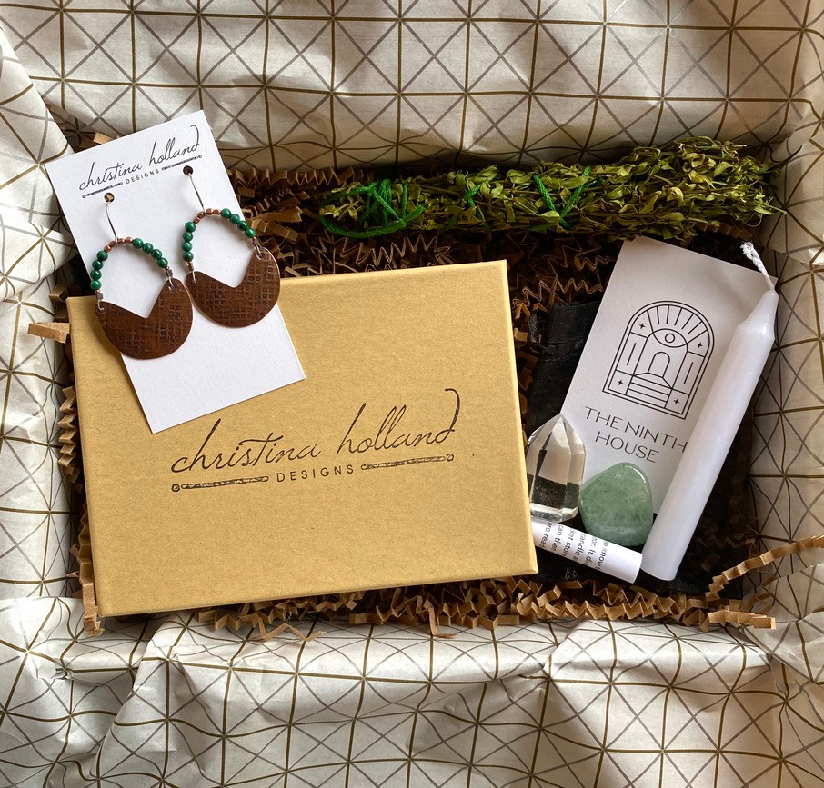Elemental Essentials Monthly Subscription Box by Christina Holland Designs