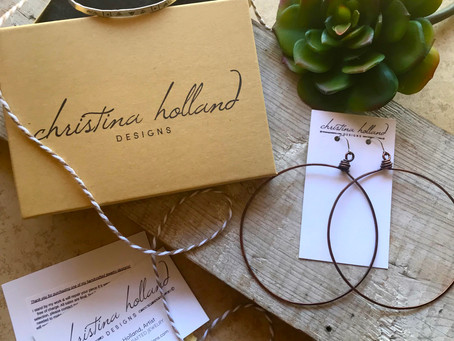 Your Jewelry Order + How to Score a Shop Credit