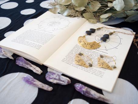 Gemstones + Mercury Retrograde