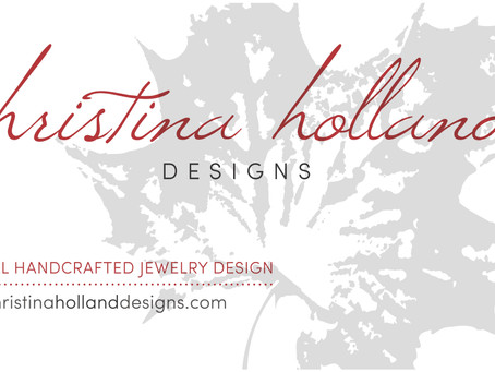 Welcome to the Christina Holland Designs Blog