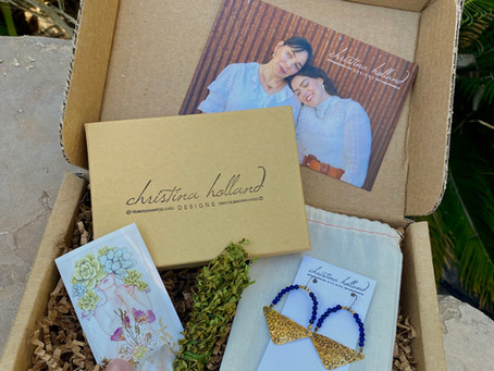 Elemental Essentials: A monthly jewelry subscription + My Pledge to a Monthly Charitable Donation