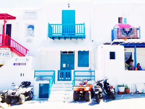 Greece is always a good idea