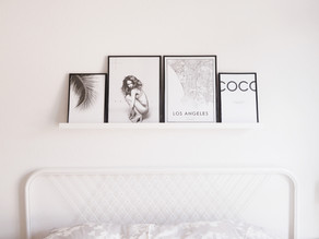 How to Style your Home with Unique Frames
