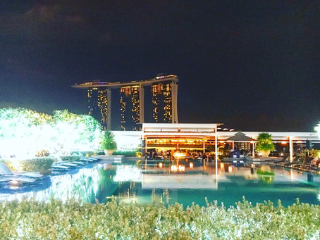 Best venues for an expats' night out in Singapore