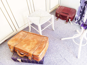 Travel Tips: How using Luggage Free changed my life