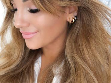MUAU Hoops Earrings Stack