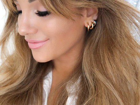 MUAU Hoops Earrings Stack