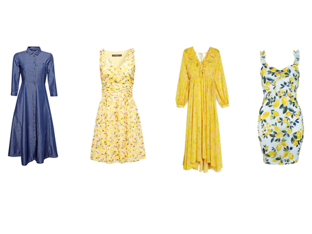 8 Must-have Dresses for this Summer