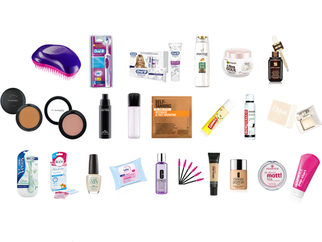 The 20 Beauty Products I Really Cannot Live Without