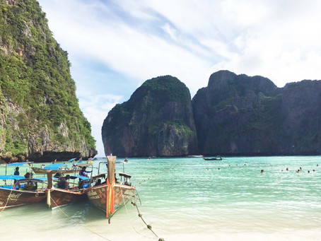 How To Get To Phi Phi Island (Thailand)