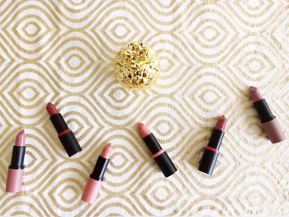 Essence Makeup Lipsticks