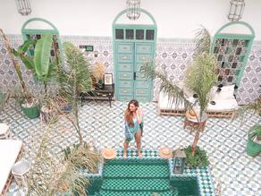 Marrakech VLOG: 6 Days, 4 Riads