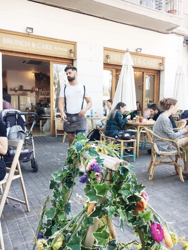FAVORITE BRUNCH PLACES IN BARCELONA