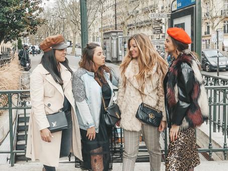 Paris Fashion Week with SWAROVSKI