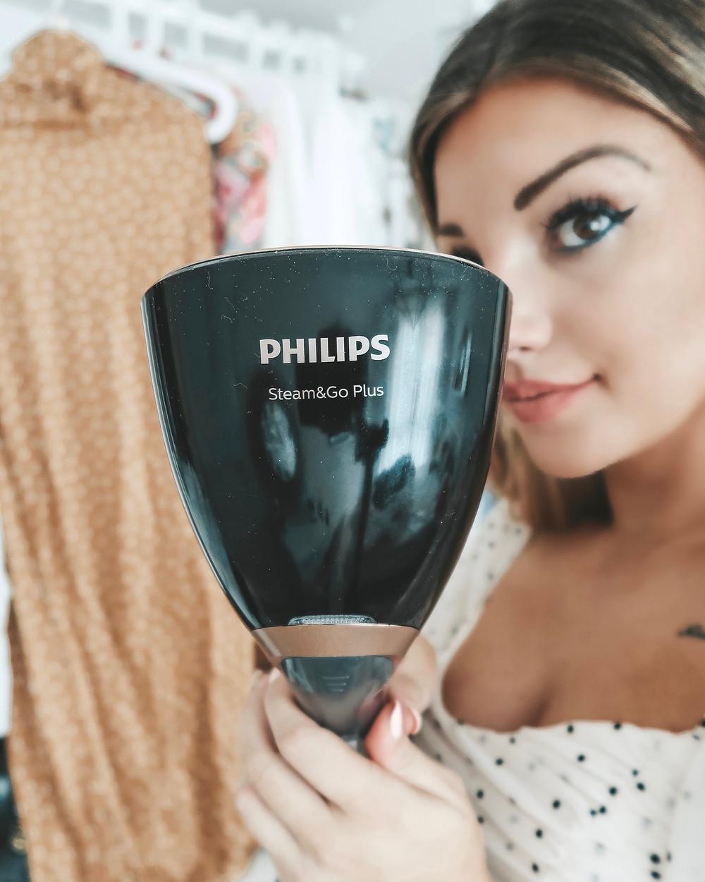 philips steam&go plus