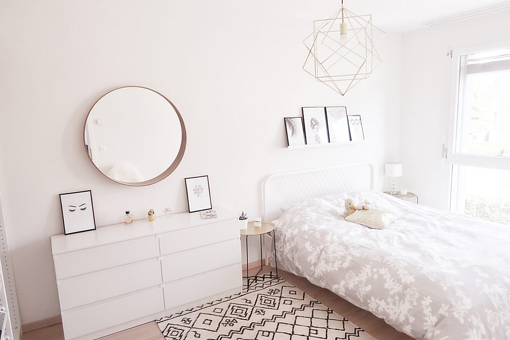 Ikea Bedroom Styling