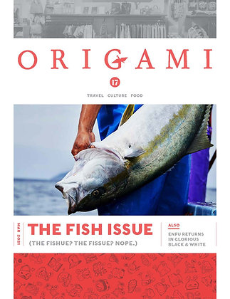 Origami magazine annual subscription