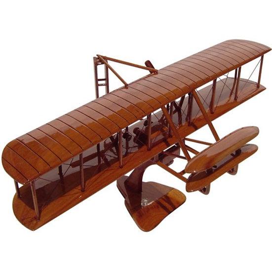 Wright Flyer Wooden Model