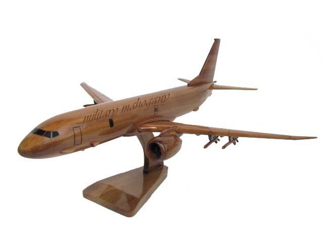 P-8 Poseidon Wooden Model