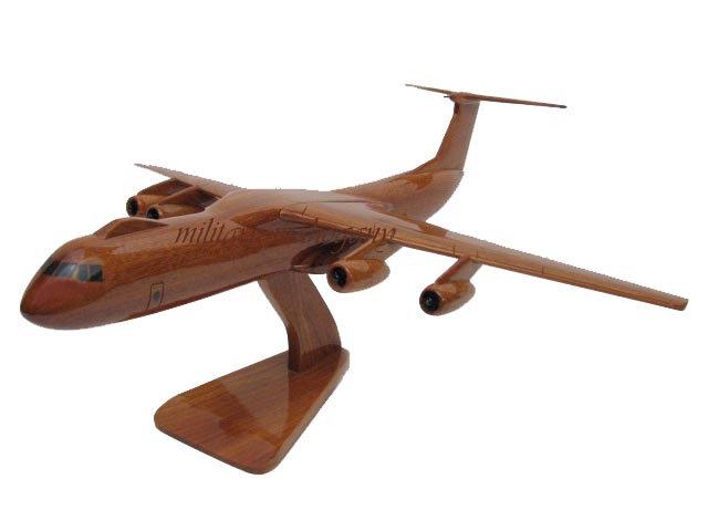 C-141 Starlifter Wooden Model