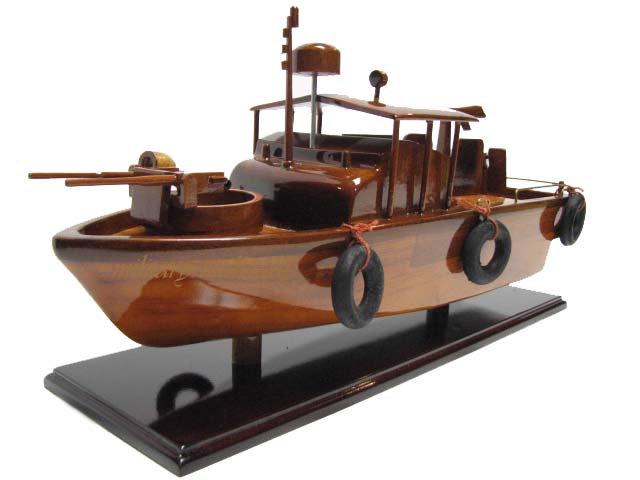 PBR MkII Wooden Model