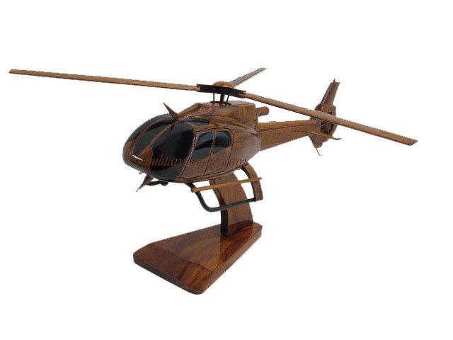 EC130 Wooden Model