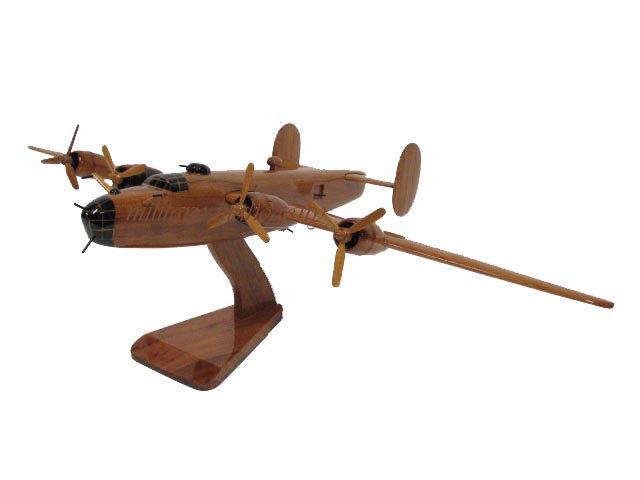 B-24D Liberator Wooden Model