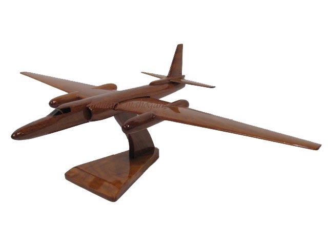 U-2 Wooden Model