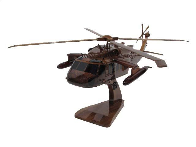 UH-60M Blackhawk Wooden Mike Model with ERFS