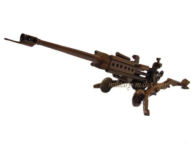 M777 155mm Howitzer Wooden Model