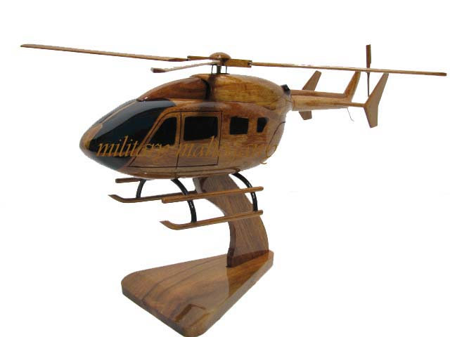 UH-72 Lakota Wooden Model