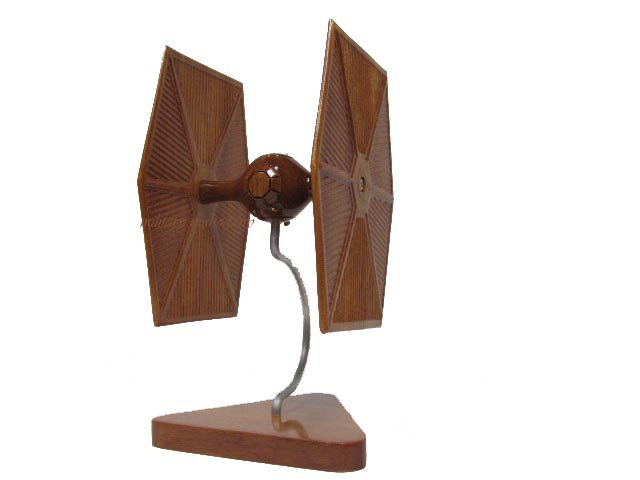 Star Wars Imperial Tie Fighter Wooden Model