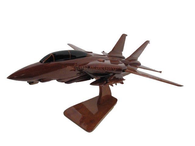 F-14 Tomcat Wooden Model
