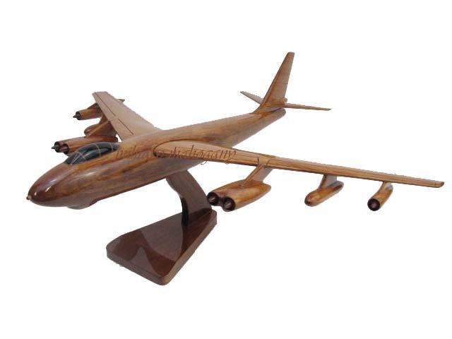 B-47 Stratojet Wooden Model