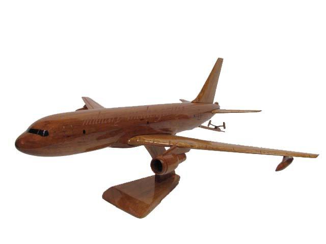 KC-46 Pegasus Wooden Model