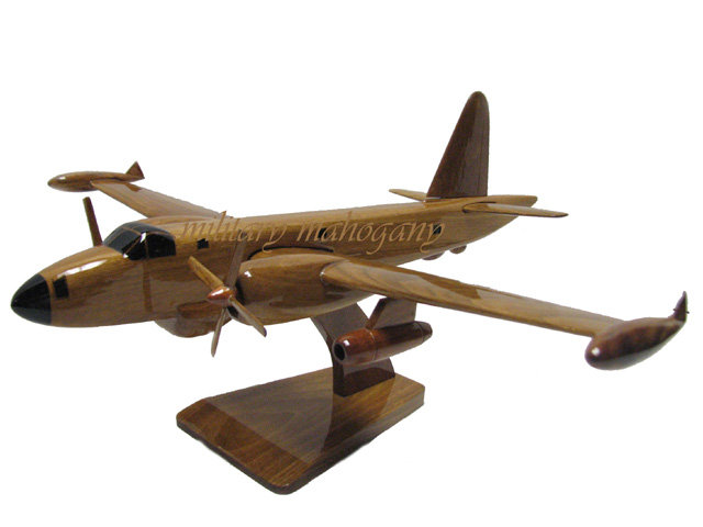 P-2 Neptune Wooden Model