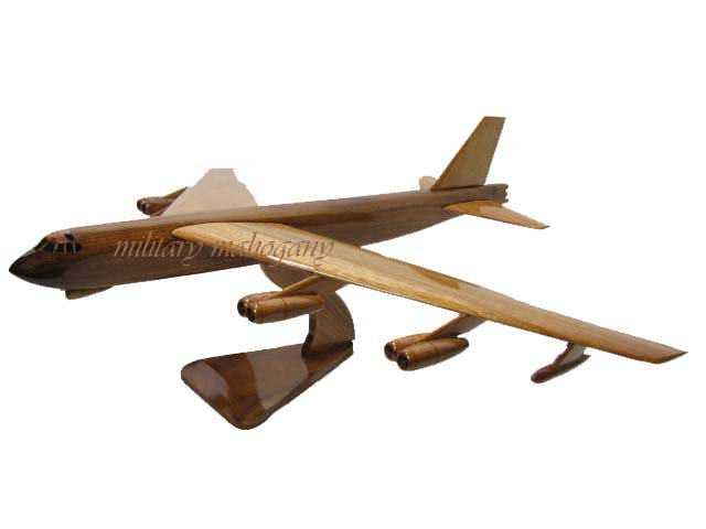 B-52 Stratofortress Wooden Model