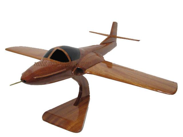 T-37 Tweet Wooden Model
