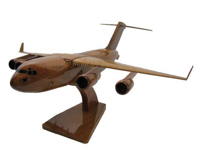 C-17 Globemaster Wooden Model