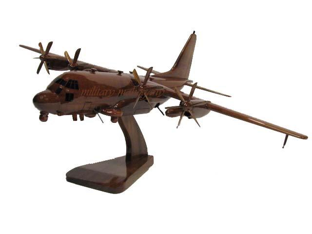 AC-130J Ghostrider Wooden Model