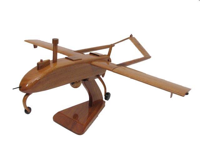 RQ-7 Shadow Wooden Model