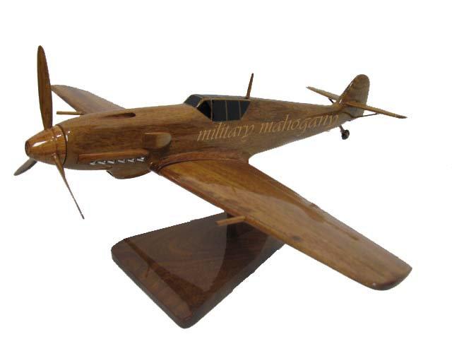 ME-109 Messerschmitt Wooden Model