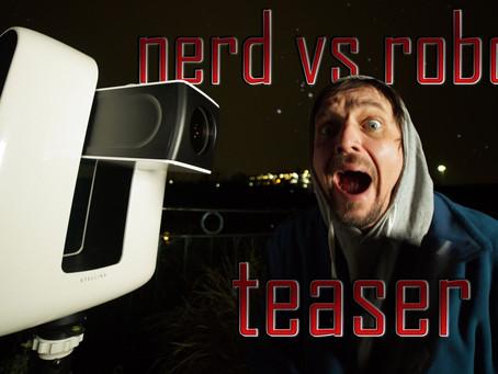 Nerd vs Robot teaser