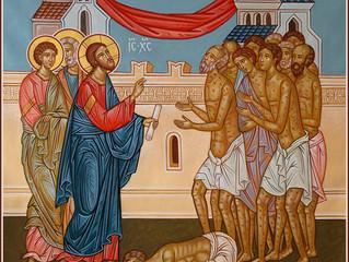 Неделя 28-я по Пятидесятнице. Проповедь митрополита Антония Сурожского.